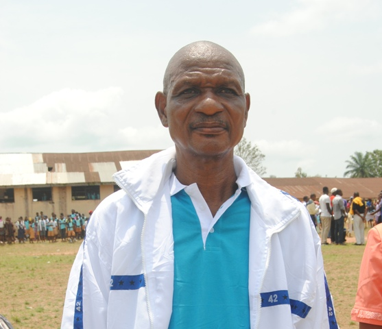 Principal urges students to participate actively in sports