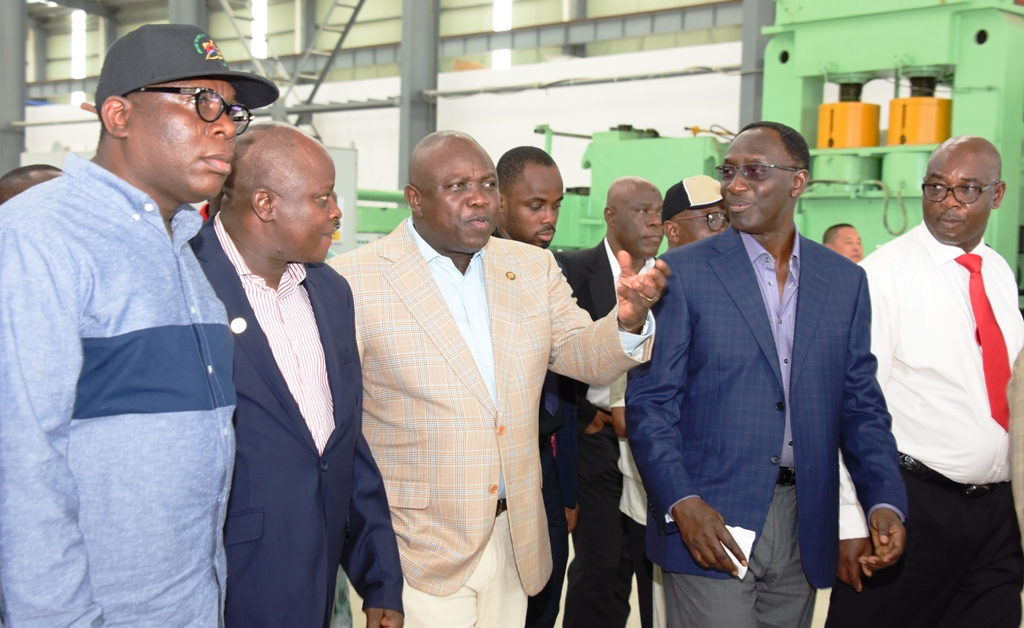 INVESTMENTS IN LEKKI FREE TRADE ZONE HITS N100BN …Construction Of Lekki Deep Sea Port To Commence In April- Ambode