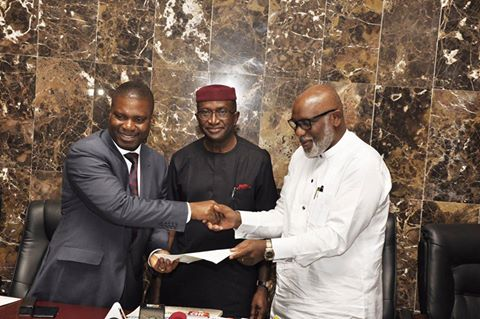ODSG and NDDC sign MoU on projects