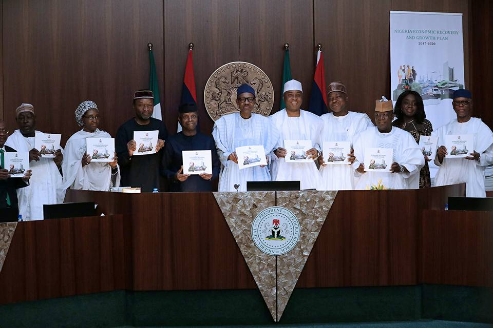 Address and Launch of  Nigeria's Economic Recovery & Growth Plan (ERGP, 2017 – 2020) By Muhammadu Buhari