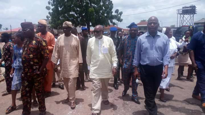 Akeredolu to upgrade State Specialist Hospital Akure to training facility