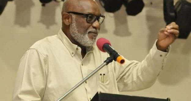 I flew on the wings of God to victory – Gov Akeredolu