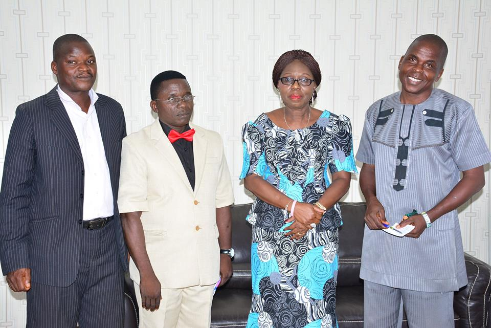 Betty Akeredolu Pledges Maximum Support for Museum