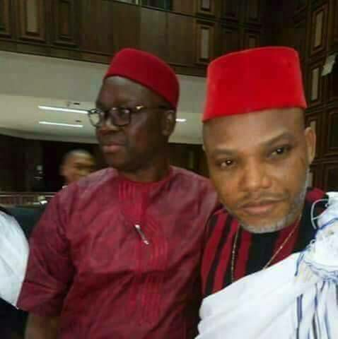 Why I attended Kanu's trial- Fayose‎…promises to attend Dasuki's, El-Zakzaky's trials