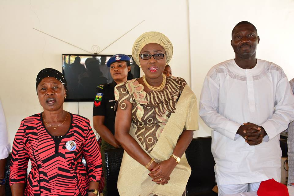 Ondo State First Lady Preaches Unity Among Non-Indigenes
