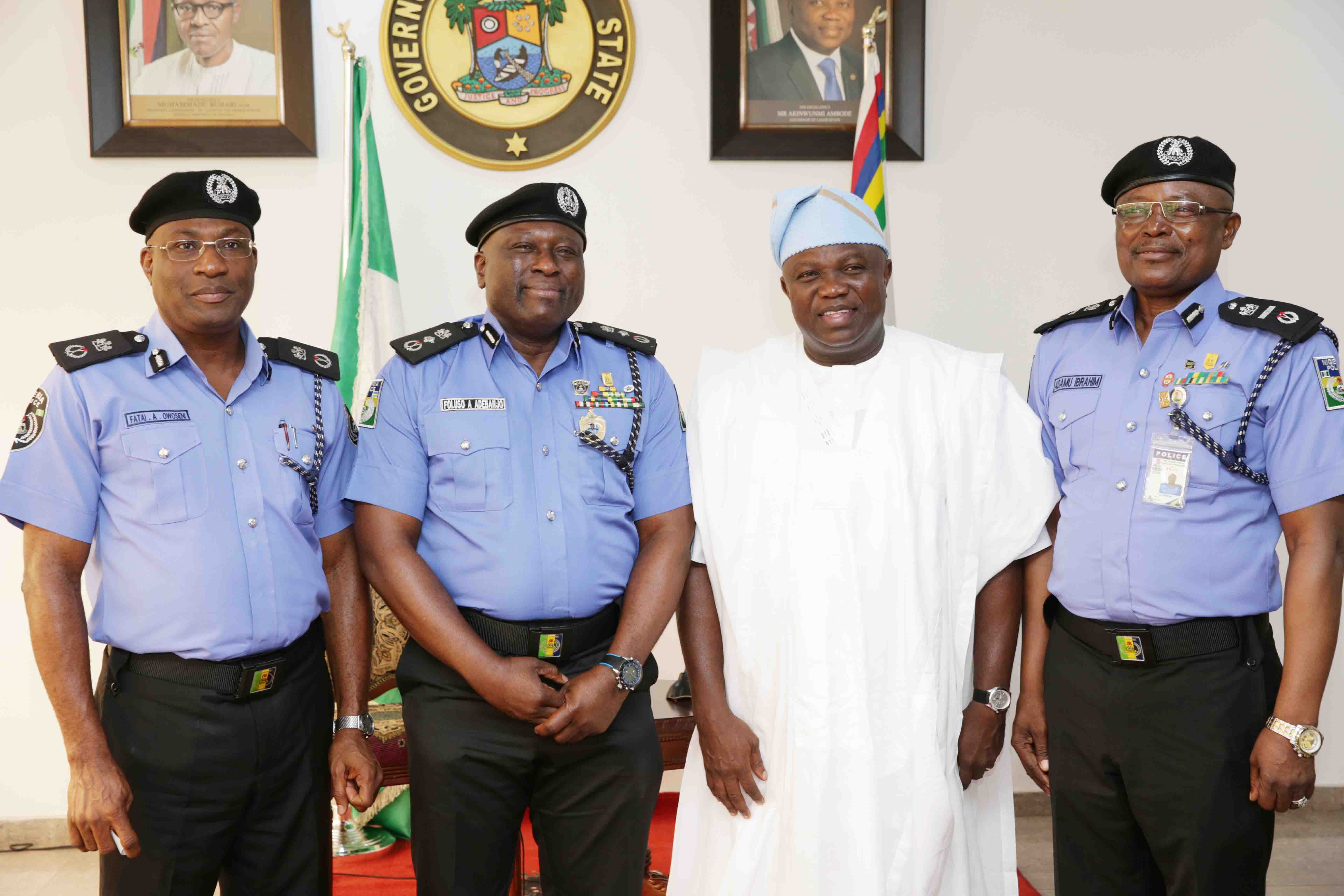 ADOPT SYNERGY AMONG SECURITY AGENCIES IN LAGOS, DIG URGES STATES  …Warns Criminals To Stay Away From State