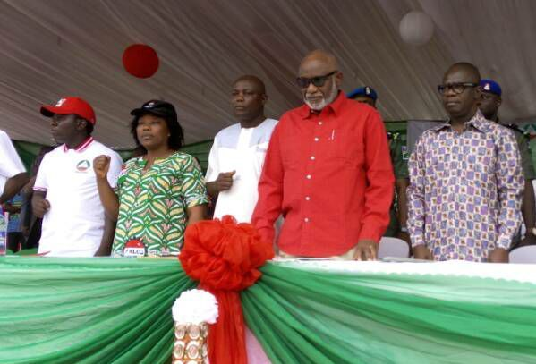 AN ADDRESS DELIVERED BY THE GOVERNOR OF ONDO STATE, ARAKUNRIN OLUWAROTIMI AKEREDOLU, SAN, ON THE OCCASION OF 2017 MAY DAY CELEBRATION, HELD AT THE GANI FAWEHINMI FREEDOM ARCADE, ON MONDAY 1ST MAY, 2017