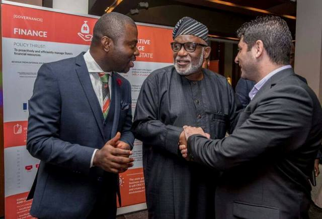Akeredolu presents Ondo State as destination of choice to Int'l  Investors & Development Partners