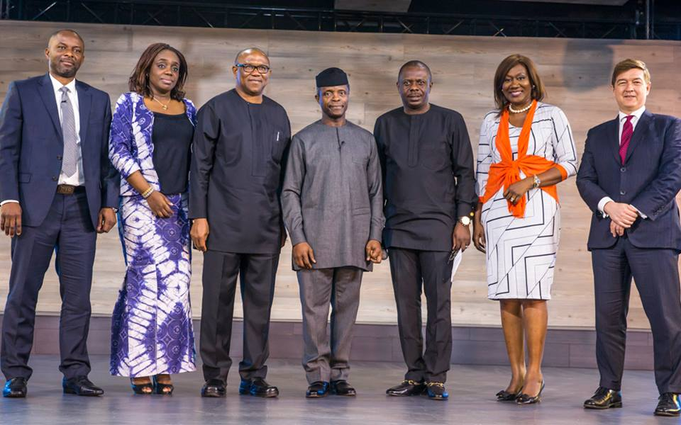 """""""THERE IS LIGHT AT THE END OF THE TUNNEL""""  SPEECH DELIVERED BY VICE PRESIDENT YEMI OSINBAJO, SAN, GCON AT THE PLATFORM, A PROGRAMME ORGANISED BY THE COVENANT CHRISTIAN CENTRE, LAGOS ON MAY 1, 2017."""