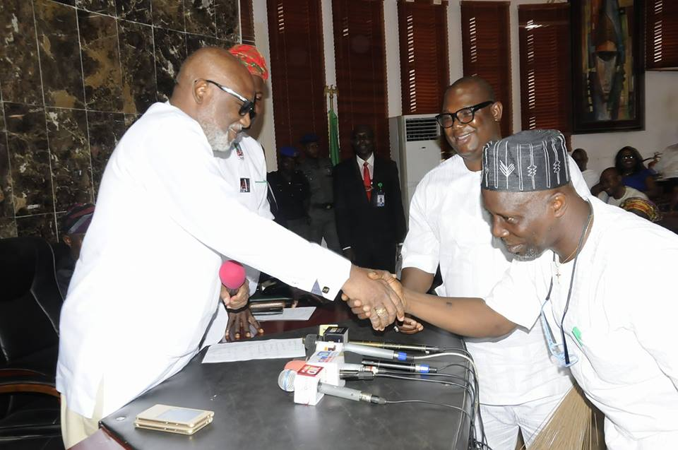 APC gains more grounds in Ondo Assembly as 2 lawmakers dumps PDP
