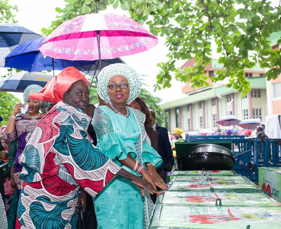Southern Governors' Wives Empower Ogun Women