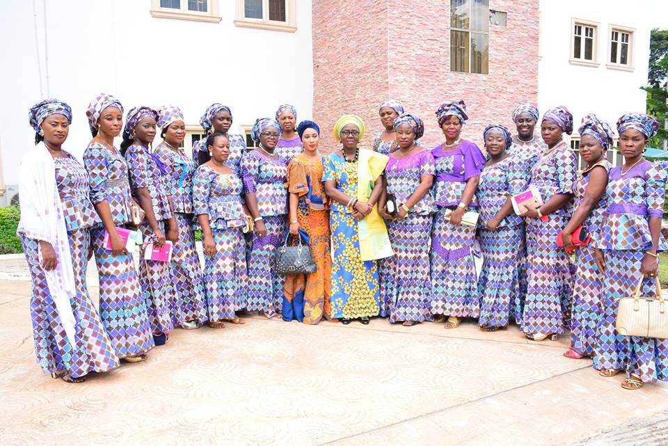 Mrs Akeredolu Tasks Wives of Appointees to be Proactive in Their Performance