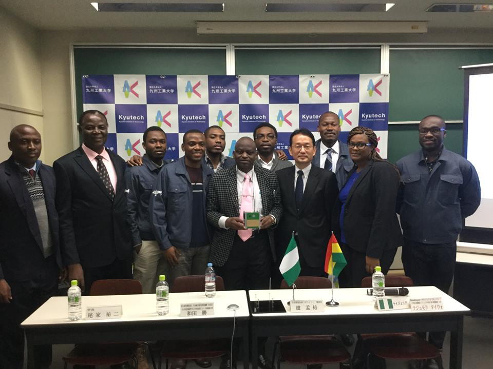 FUTA JOINS THE SPACE LEAGUE AS SPACEX FALCON9 ROCKET LAUNCHES BIRDS 1 SATELLITES