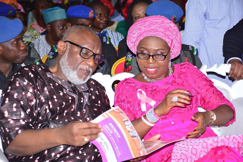 Launches of BRECAN Ondo state chapter, Governor Akeredolu pledges cancer treatment centre soon