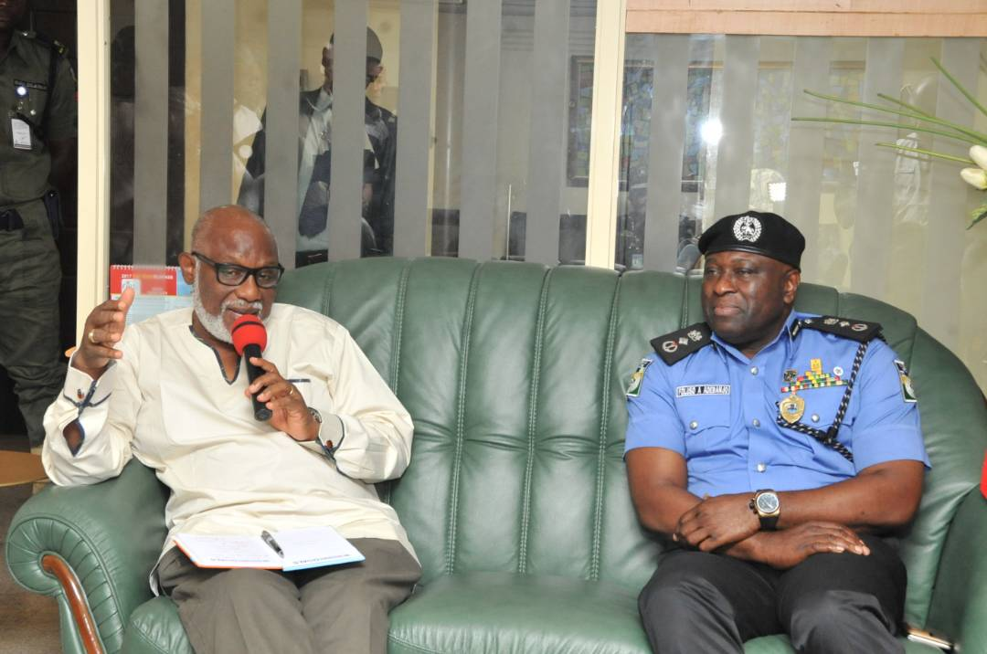 POLICE AUTHORITY APPROVES THREE ADDITIONAL AREA COMMANDS FOR ONDO STATE ON THE REQUEST OF GOV. AKEREDOLU