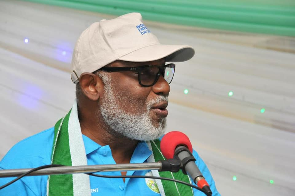 Akeredolu pays September 2016 salary