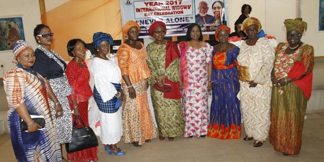 International Widows Day Celebration: Akeredolu's Wife Empowers Widows