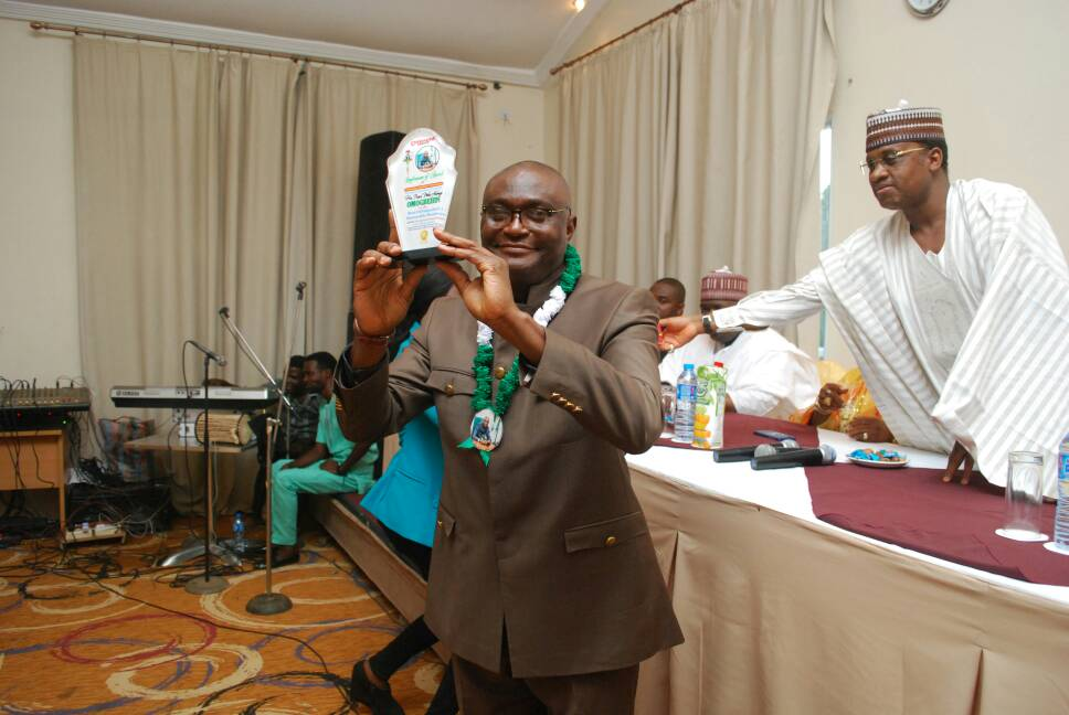 Omogbehin, Others Bag Best Lawmakers' award