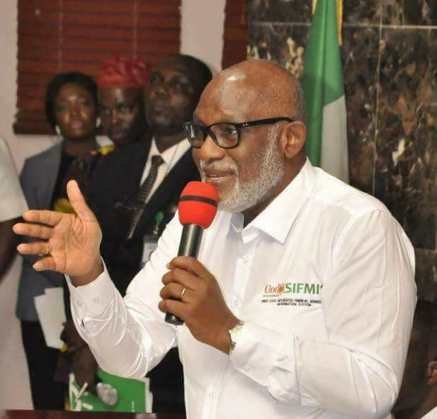 Boko Haram: Akeredolu assures Ondo residents of adequate security