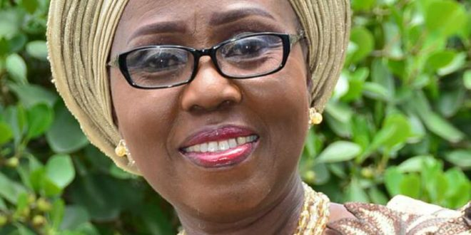 Betty Anyanwu – Akeredolu, Compassionate First Lady of Ondo state