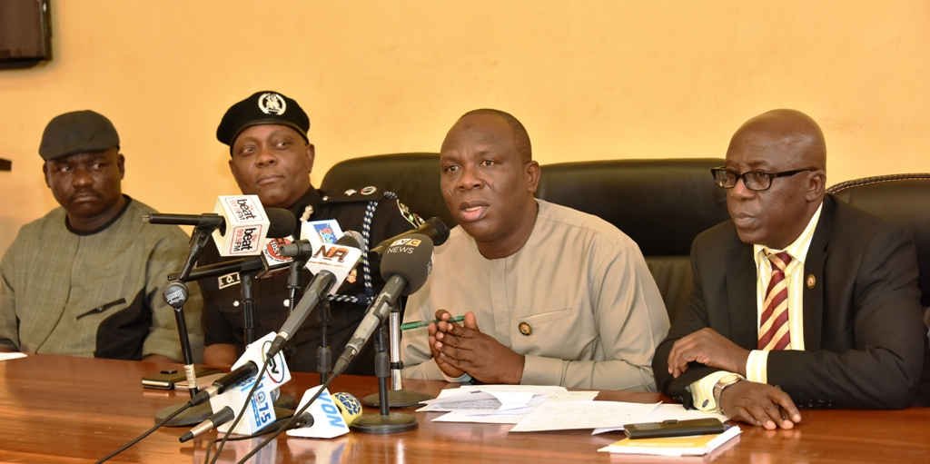 OSHODI VIOLENCE: LAGOS SUSPENDS NURTW ACTIVITIES INDEFINITELY …To Prosecute Culprits In Accordance With The Law …Vows Sterner Action Against Any Escalation Of Crisis