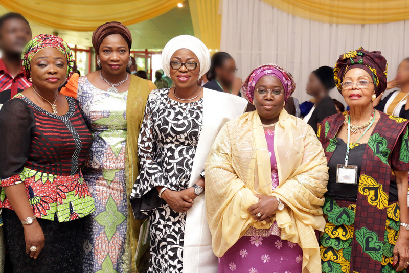 WOMEN ISSUES WILL ALWAYS BE PRIORITY- AMBODE'S WIFE