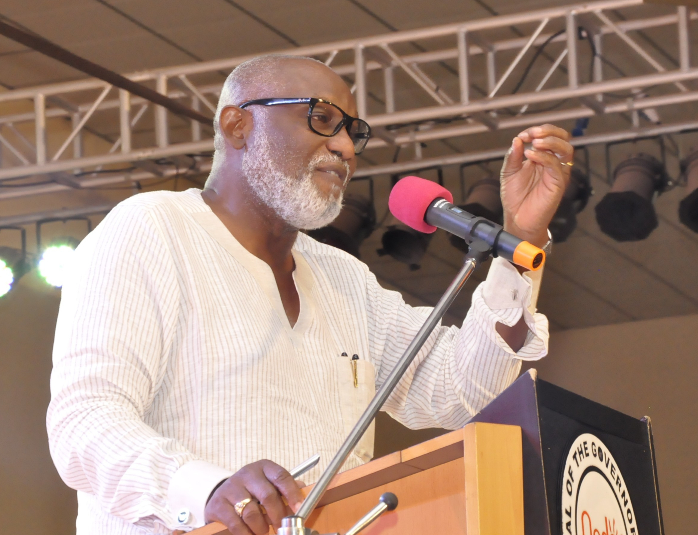 Gov Akeredolu makes case for petrol dealers … as government plans clampdown on illegal operators