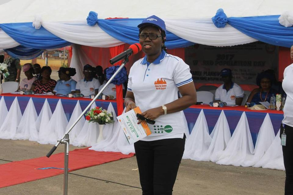 World Population Day: Betty Akeredolu Warns Against Explosion
