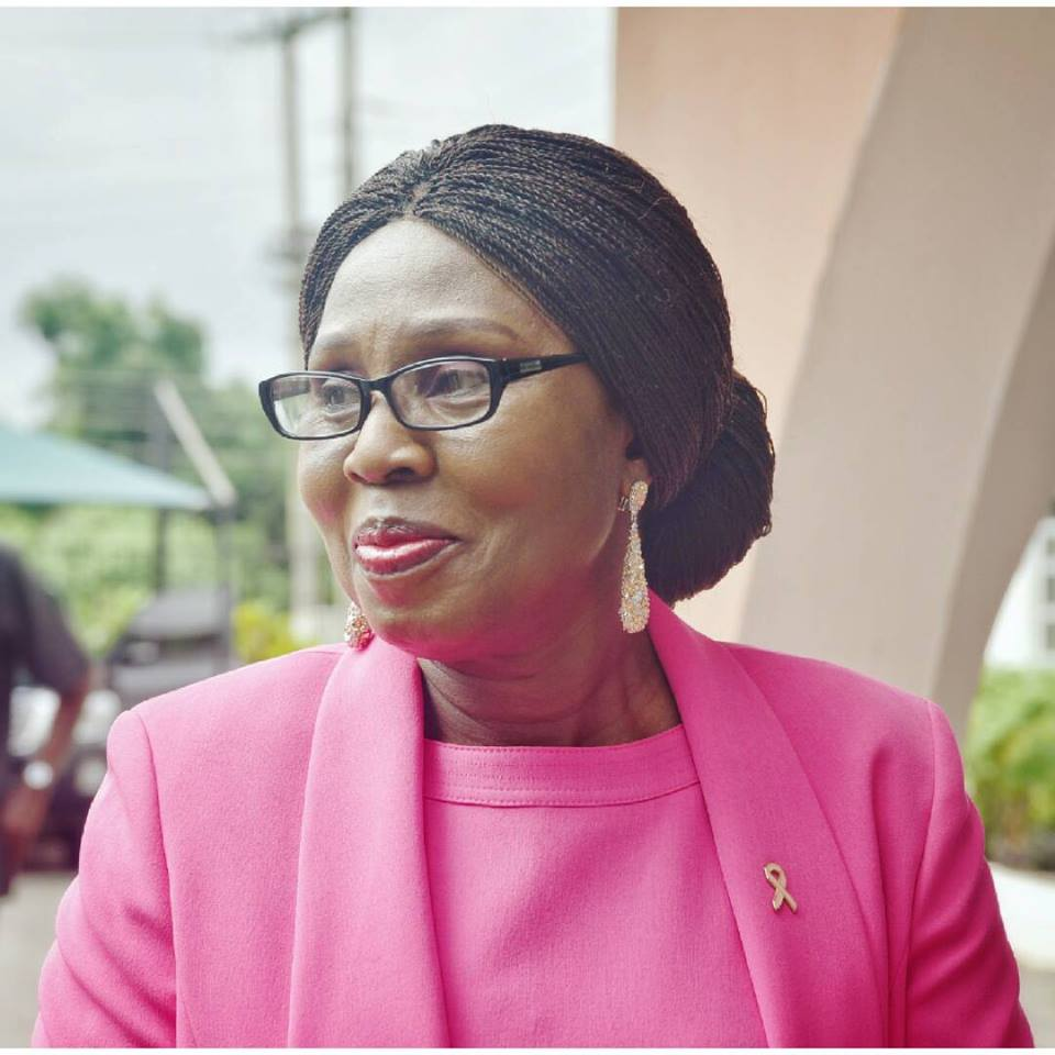 First Lady Betty Akeredolu in pictures