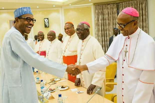 Presidency Commends Christian Association of Nigeria, CAN's Message to President Buhari