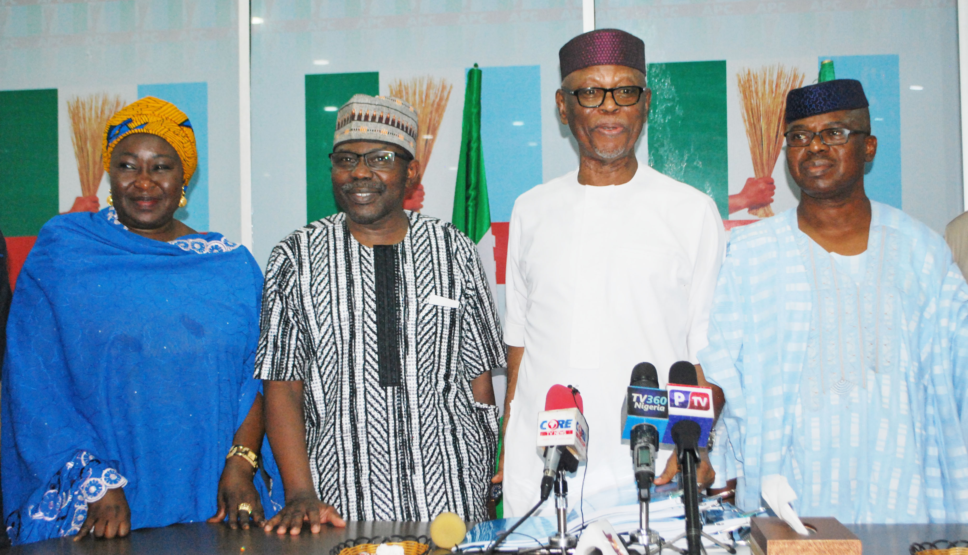 APC Constitution Review Committee Submits 85 Proposals For Amendment