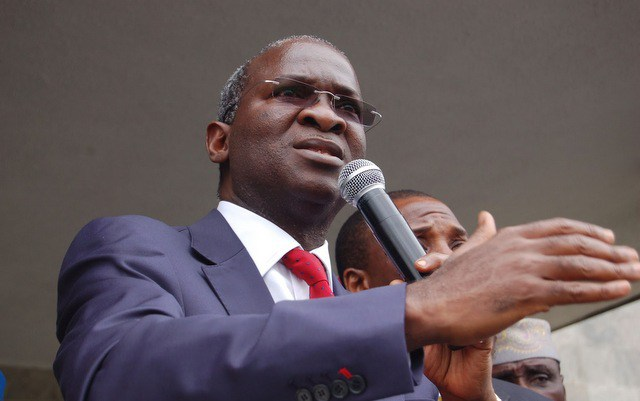 Fashola Charged Stakeholders To Complement Government's Effort In Housing Delivery