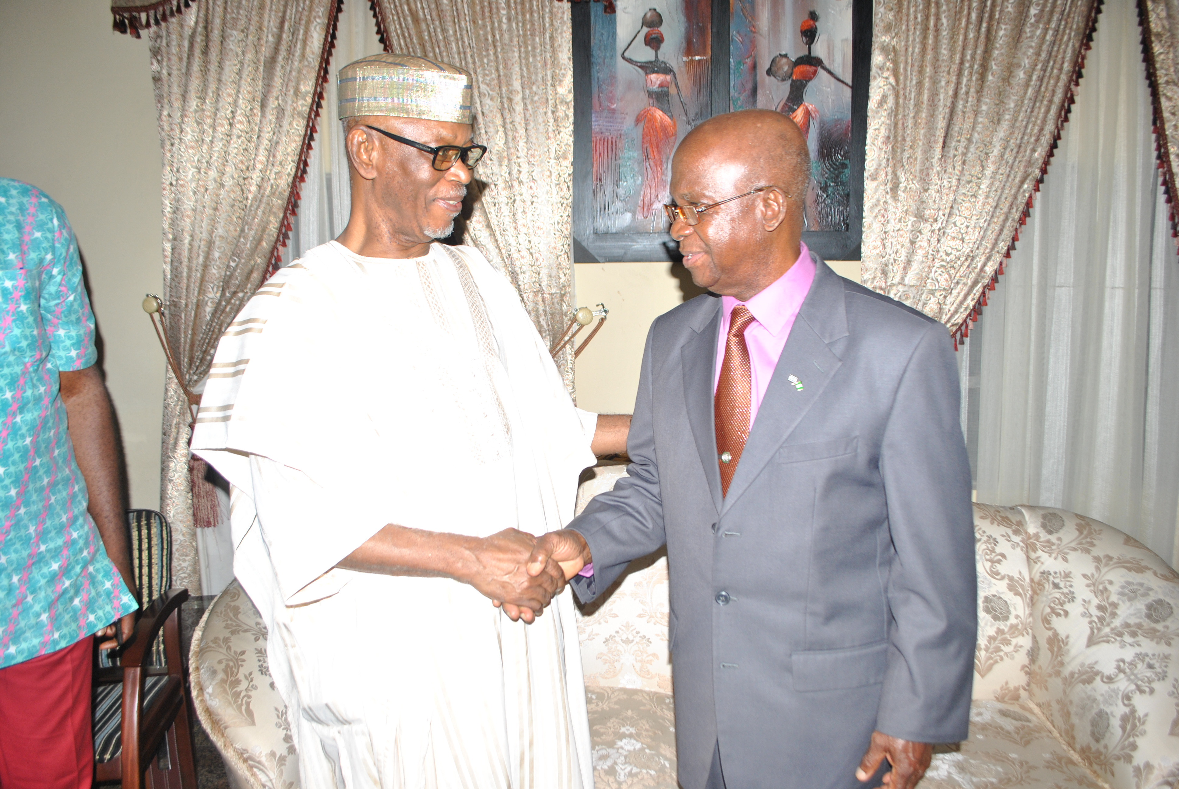 Why I Left PDP For APC, Former Ebonyi Governor  …Odigie-Oyegun Seek Greater Inclusion Of South East In APC Administration