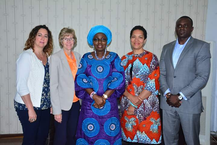MSD, OSPHCDB & SAO Capital consultants visit Ondo First Lady