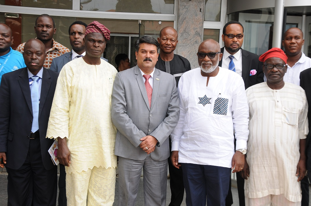 Two Critical Investments in Agric Sector Excites Gov Akeredolu