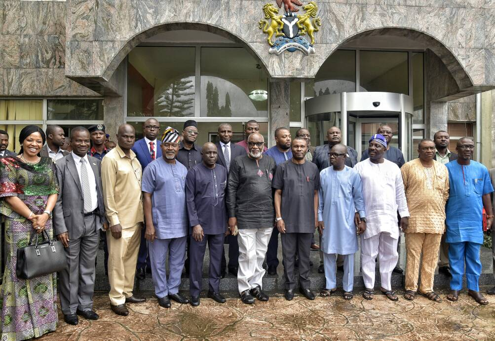 FG buys into Ondo State Development, as Presidential Mission begins 3-day investment tour
