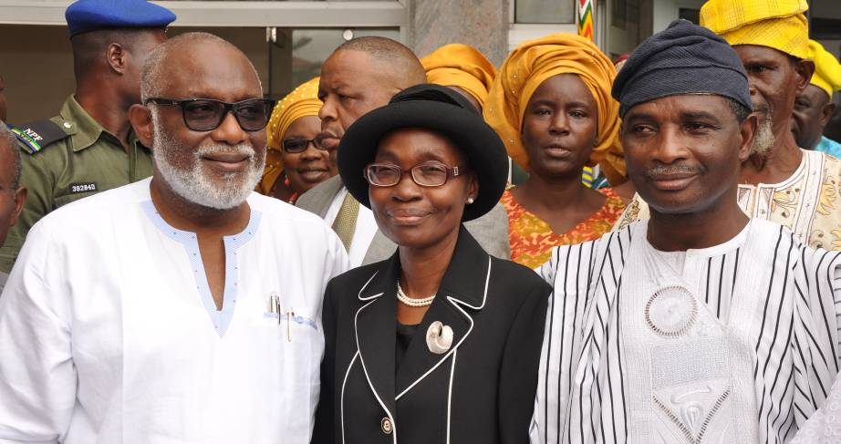 Constitutional process produces  judges, not influence, says Gov. Akeredolu