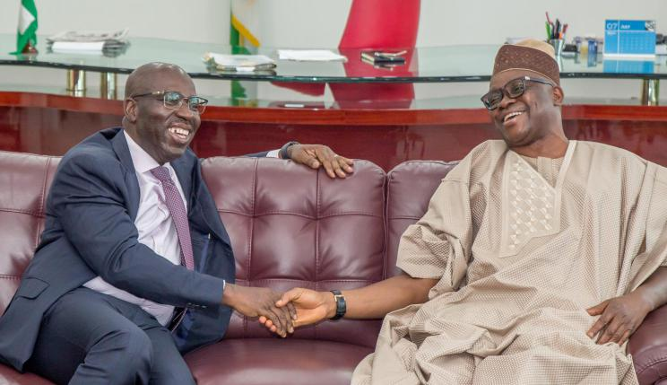 Fayose commends Obaseki's leadership style