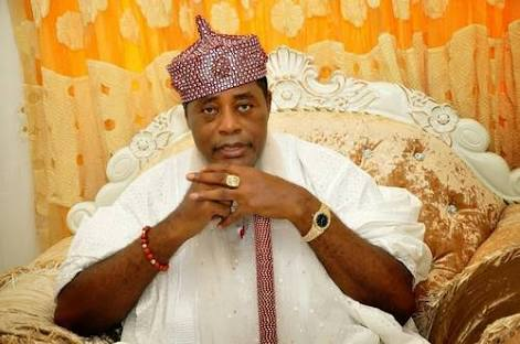 SERVICE TO HUMANITY: Oba Akinruntan offers free healthcare to his people