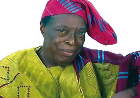 MINISTER MOURNS ADEBAYO FALETI, CALLS HIM A COLOSSUS IN HIS TIME