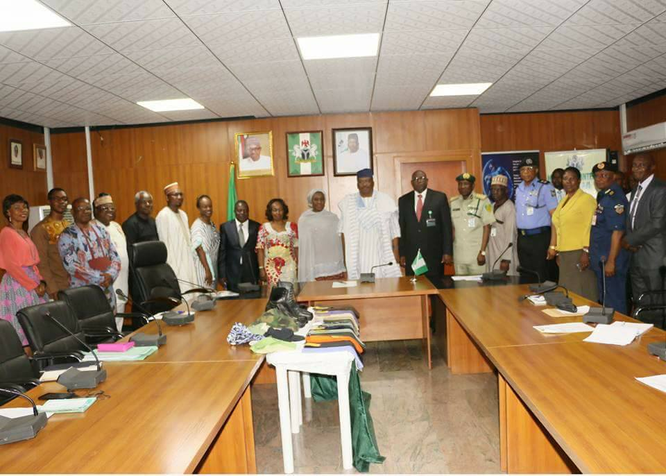 Patronizing made in Nigeria goods will help promote our fight against criminalities – Interior Minister