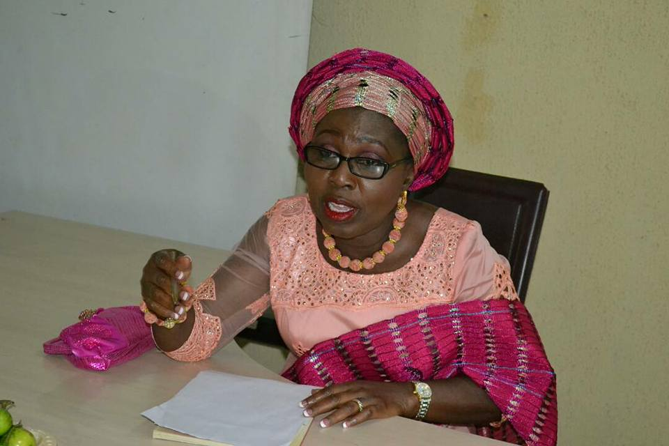 Betty Akeredolu visits her root, calls for Unity among people of Owerri west, her Home town