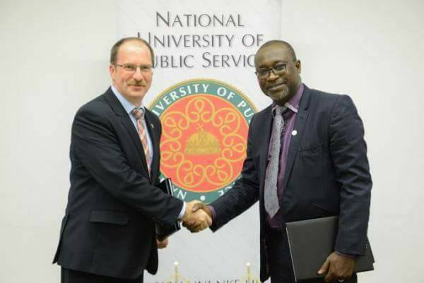 National University of Public Service, Hungary supports Nigeria in water affairs