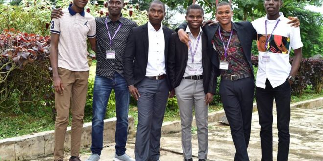 FUTA deepens globalization drive as another batch of students leaves for American varsity