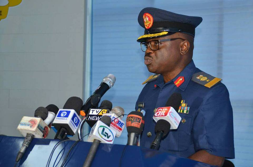 NAF HOLDS INFORMATION CONFERENCE, LAUNCHES BOOKLET ON COUNTERINSURGENCY OPERATIONS