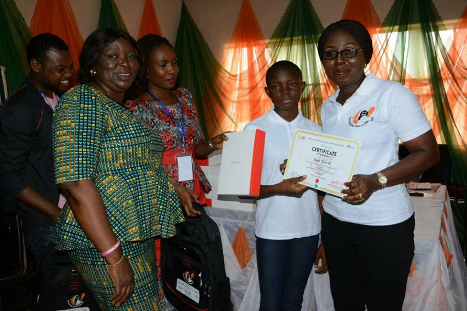 Beneficiaries get 100 tablets as Betty Akeredolu rounds off ICT Programme