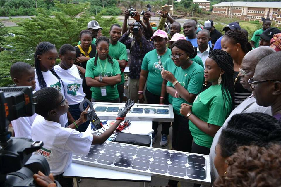 Renewable Energy: Ondo First Lady Produces 200 Young Female Experts