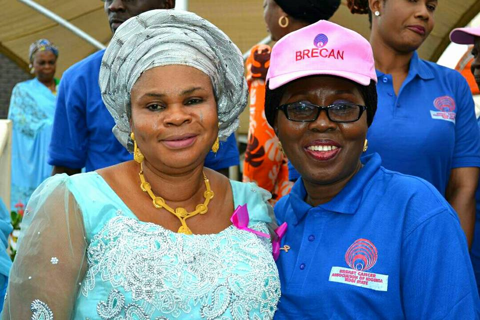 Breast Cancer Awareness: Arabinrin Akeredolu Inaugurates BRECAN in Kogi State