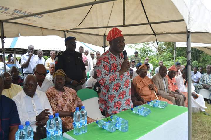 OSOPADEC flags off clearing of waterways in Ilaje and Ese- Odo