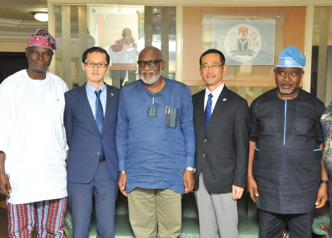 Ondo State resource base excites investors as Governor Akeredolu pledges incentives